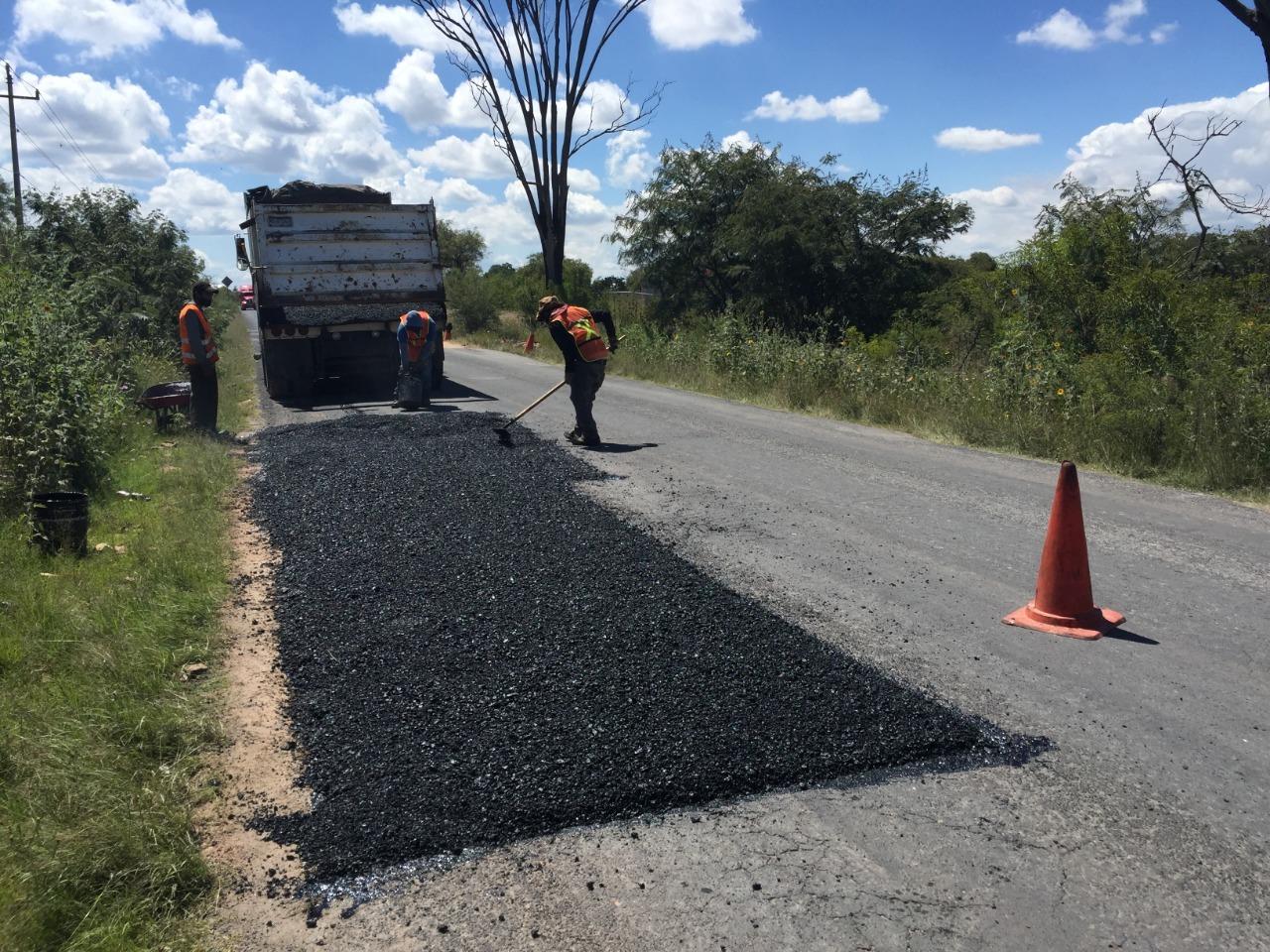 Bachea Secretaría de Infraestructura carreteras a Tecali de Herrera