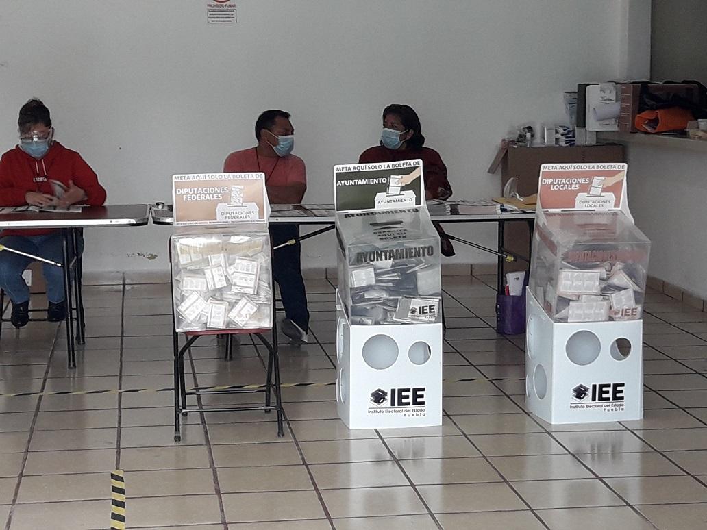 Solo en Coronango fue suspendida de manera definitiva la casilla 286 por balacera: INE