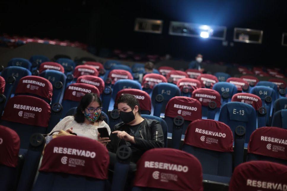 Reabrirá Puebla cines con aforo del 20 por ciento