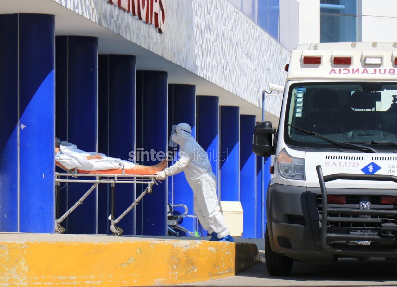 Puebla registra 784 nuevos contagios y 129 defunciones por COVID-19 el fin de semana