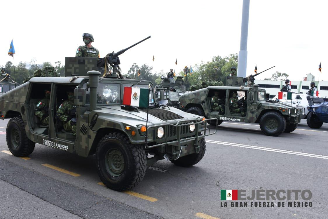 Garantiza Sedena seguridad en Fiestas Patrias y combate a huachicol en Puebla