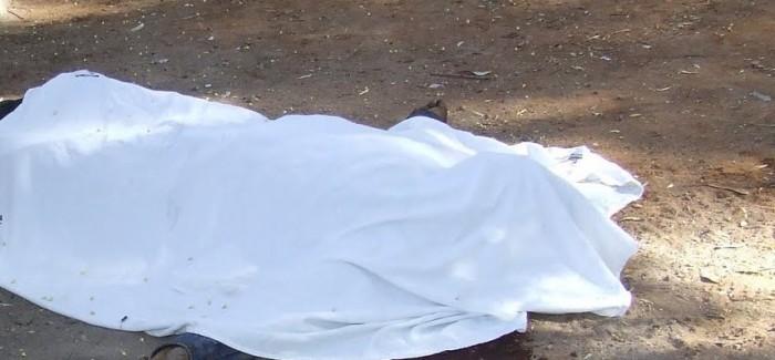 Encuentran cuerpo en estado de descomposición en Texmelucan