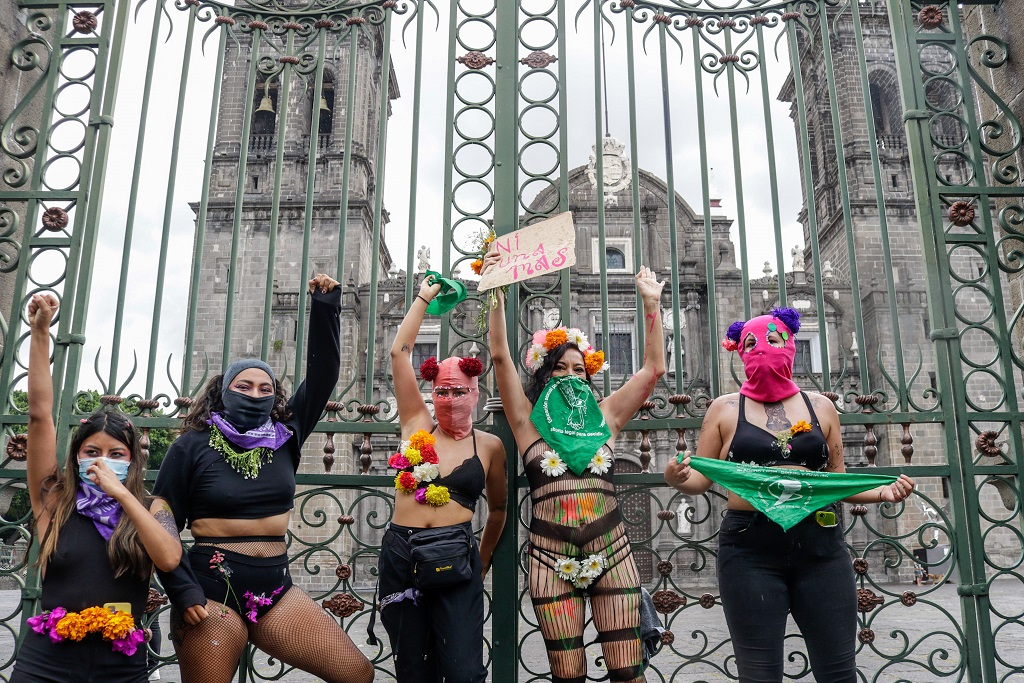 Fiscalía documenta 28 feminicidios en Puebla en 2021, pero contrastan con 50 de organizaciones