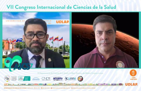 UDLAP realiza el séptimo Congreso Internacional de Ciencias de la Salud.