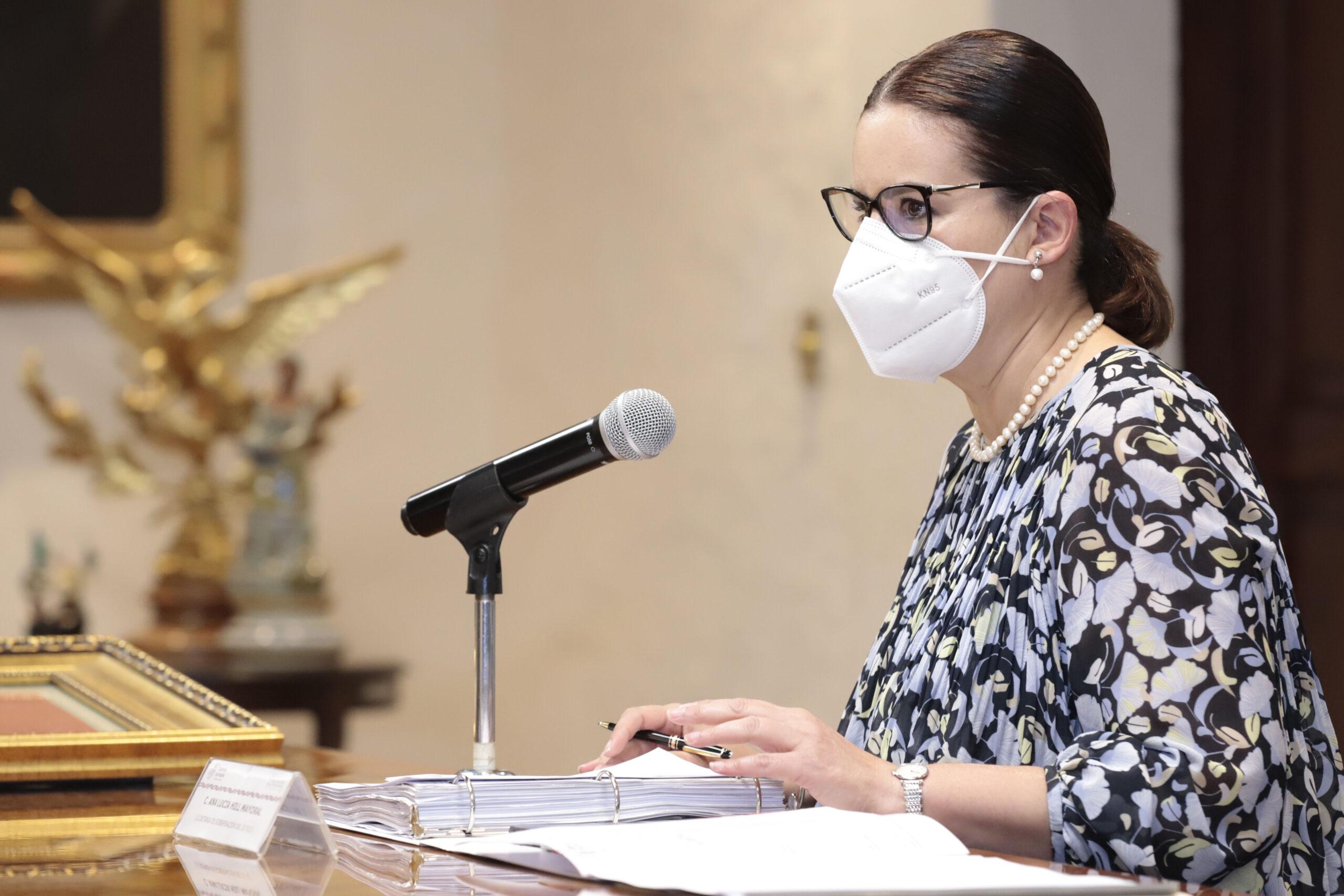 """Ante frentes fríos, gobierno pondrá en marcha el programa """"Dormitorio Seguro"""": SEGOB"""