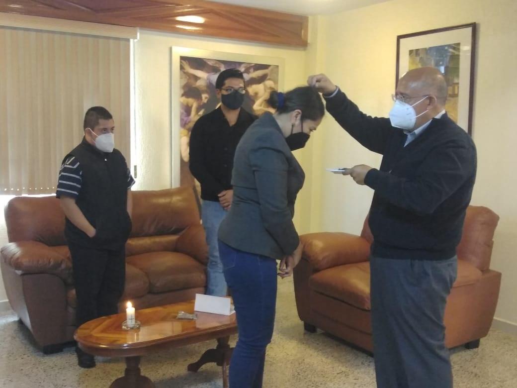 Impulsan Segob y Arquidiócesis protocolos para Miércoles de Ceniza