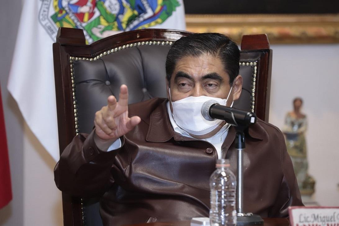 Congreso local designará 5 Concejos Municipales en Puebla, se garantiza gobernabilidad: Barbosa