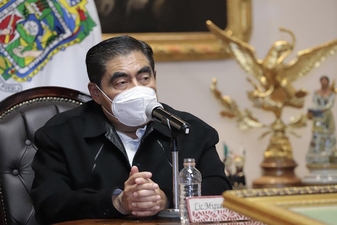 Construcción de Libramiento y Central de Abasto en Tehuacán, anuncia Barbosa