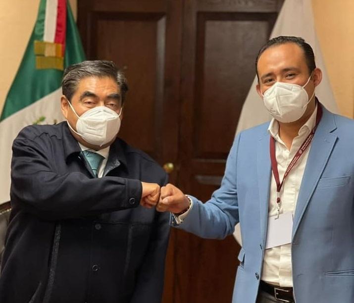 Se reúnen Barbosa y Eduardo Castillo; habrá una relación entre ambos poderes