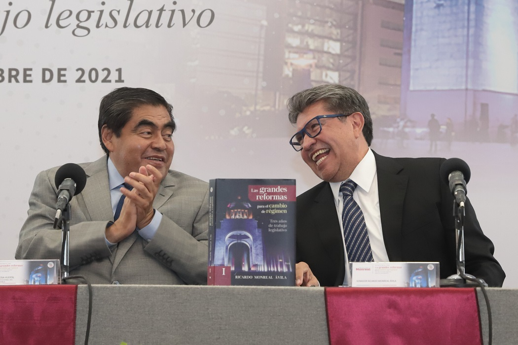 Puebla sigue línea del Gobierno de Izquierda de AMLO: Barbosa