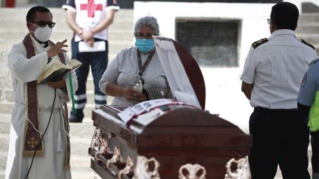 Padecían 77 % fallecidos por Covid-19 una o tres comorbilidades en Puebla: Salud