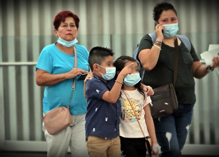 Suman 1 mil 157 menores contagiados de Covid-19 en Puebla: SSA