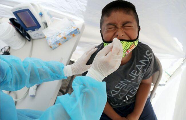 Puebla ocupa cuarto lugar por muertes de niños con Covid-19