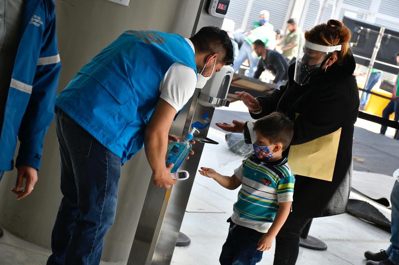 Puebla acumula 2 mil 283 contagios y 43 defunciones en menores por Covid-19