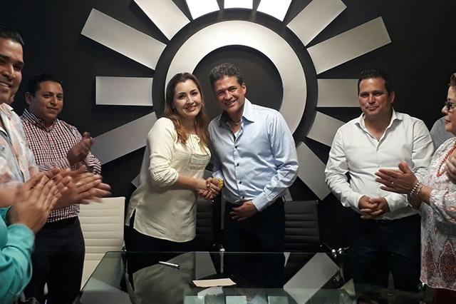 Patricia Valencia, hermana de huachicoleros en Puebla, será diputada plurinominal del PAN