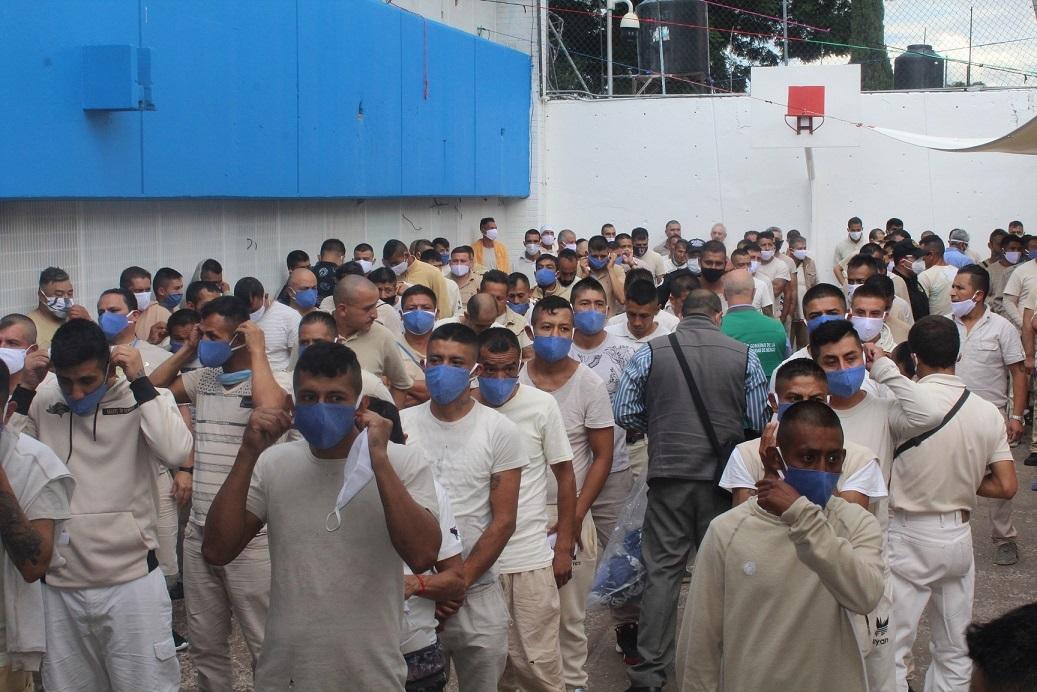 Puebla suma 7 mil presos vacunados contra la Covid-19: CNDH