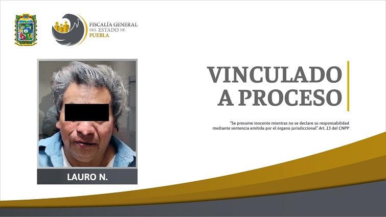 Prisión contra imputado por tentativa de feminicidio en Zacatlán