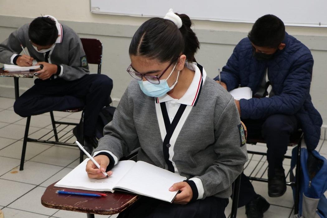 Suman 33 casos positivos Covid-19 de menores en Puebla, durante tercera semana de regreso a clases
