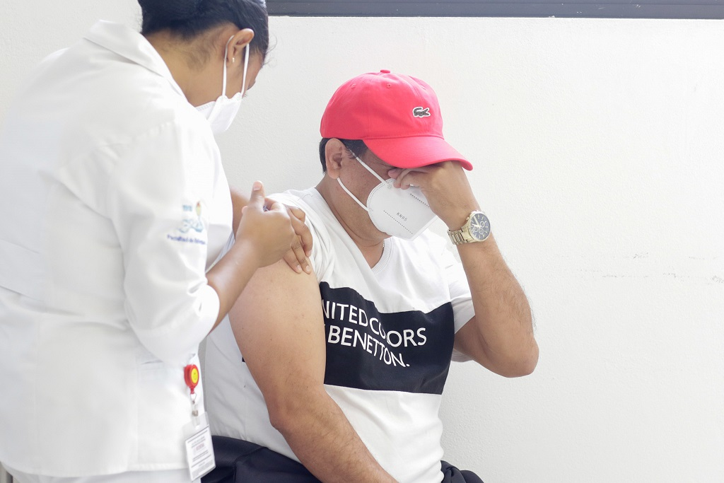Aplicará Salud 312 mil vacunas Covid-19 en 104 municipios de Puebla