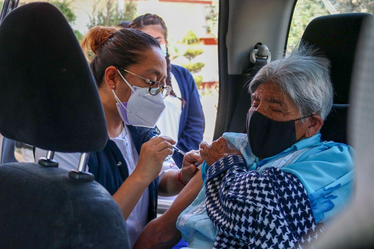 Puebla registró 383 contagios y 46 fallecimientos de Covid-19 en fin de semana
