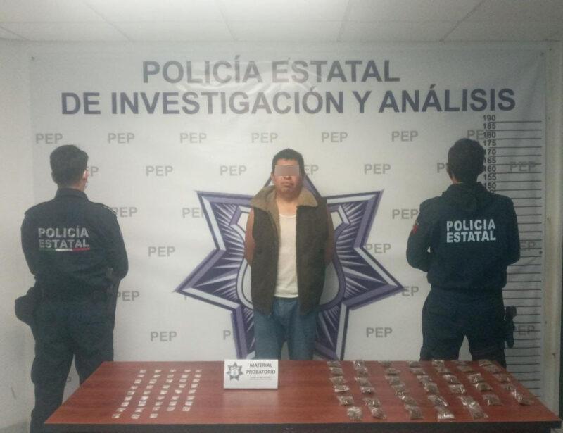 """Detiene SSP a presunto integrante de la banda de """"El Croquis"""""""