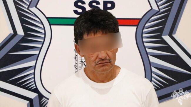 Detienen a presunto distribuidor de droga en Sanctorum