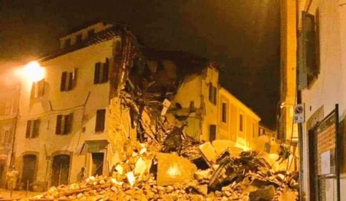 Fuerte sismo de 6.4 grados sacude la frontera entre Argentina y Chile