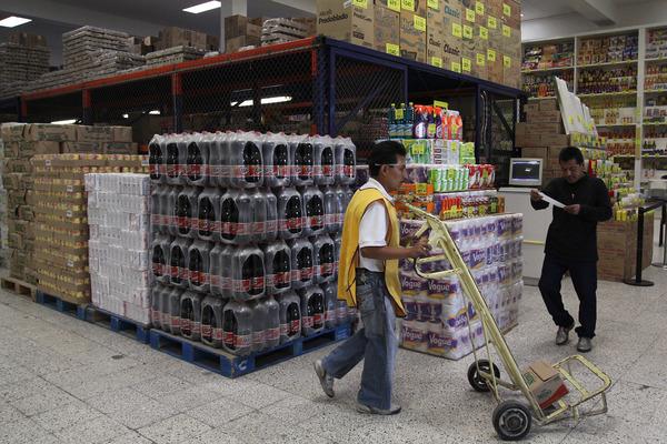 Registra Puebla crecimiento en ventas al mayoreo y menudeo