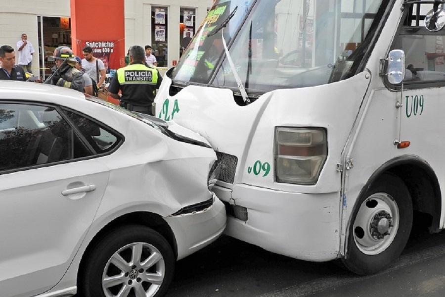 Cerca de 20 heridos por accidentes de transporte en primer trimestre
