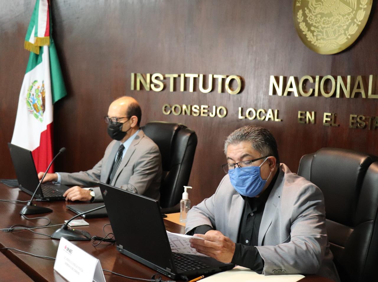 Entregó INE Puebla constancia de mayoría a Diputadas y Diputados federales electos