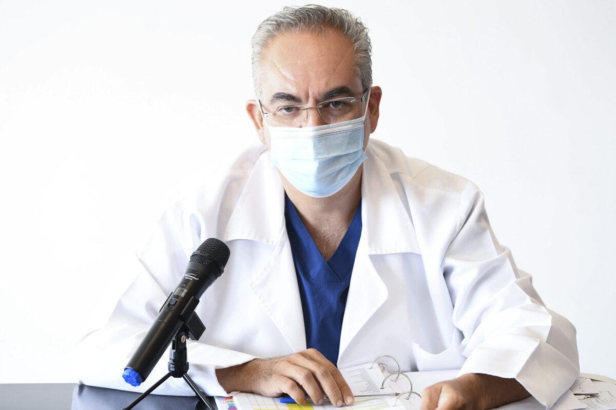 Anuncia Salud desconversión de hospitales COVID en la capital y zona conurbada
