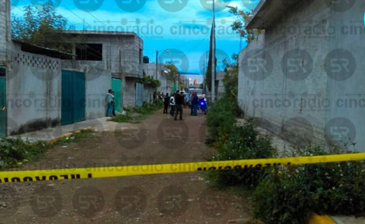 Machetean a un hombre por robar elotes en Tehuacán