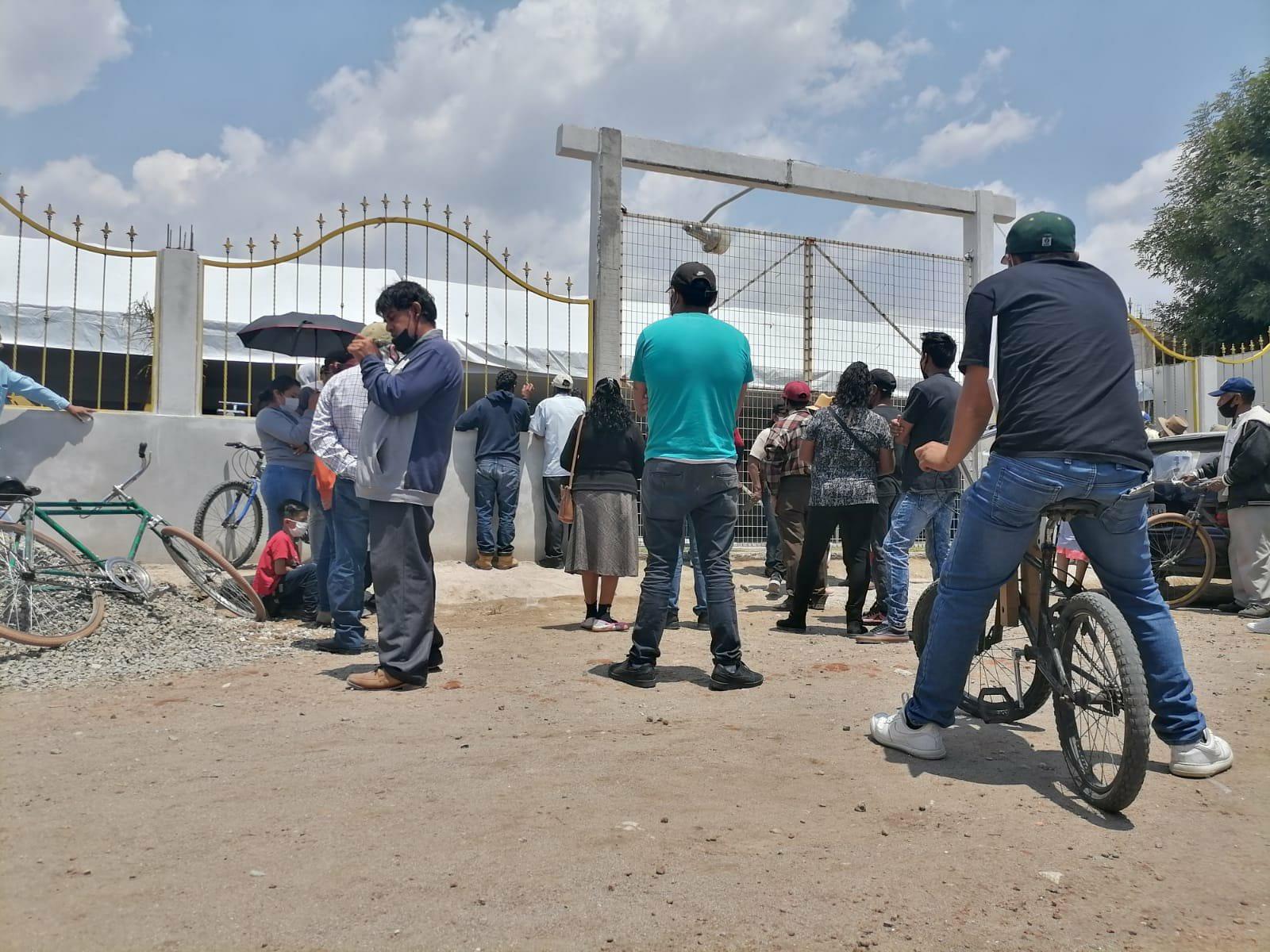 Suspenden votaciones en Mihuacan tras detonaciones