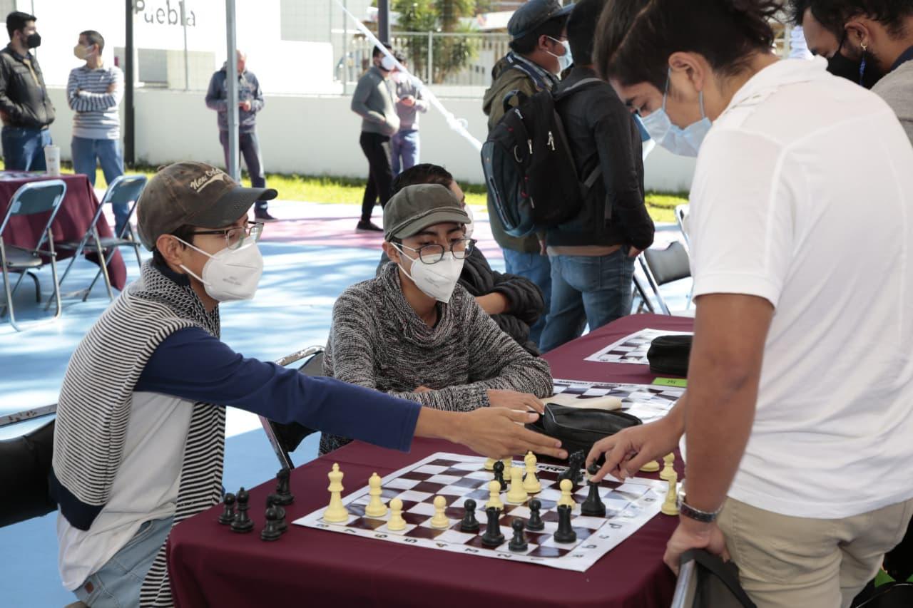 Torneo Municipal de Ajedrez Rápido reunió a 100 competidores