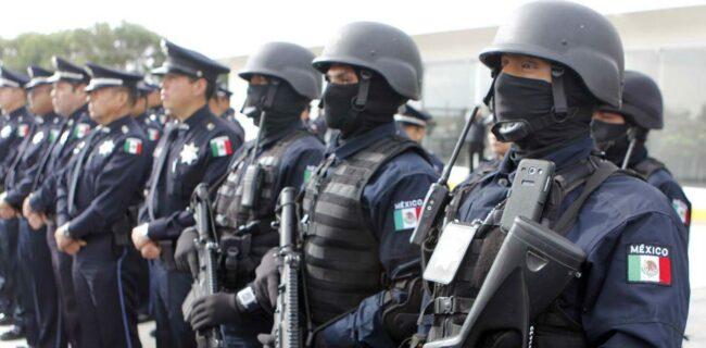 Contagiados casi 300 policías en Puebla por Covid-19