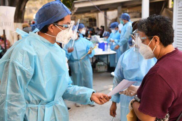 Aplicarán segundas dosis de la vacuna contra la COVID-19 en nueve municipios conurbados